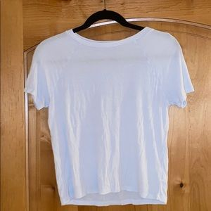 Light blue t-shirt from american eagle, size small